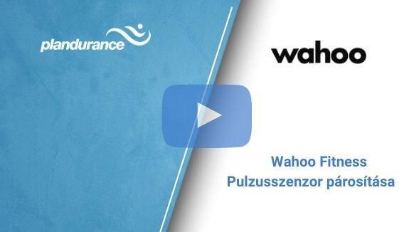 Wahoo Fitness – Pulzusszenzor párosítása
