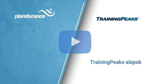 TrainingPeaks alapok