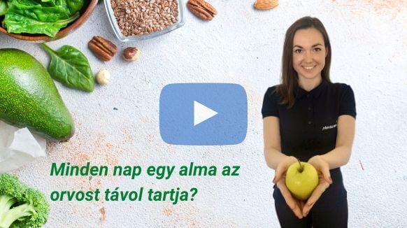 Minden nap egy alma az orvost távol tartja?
