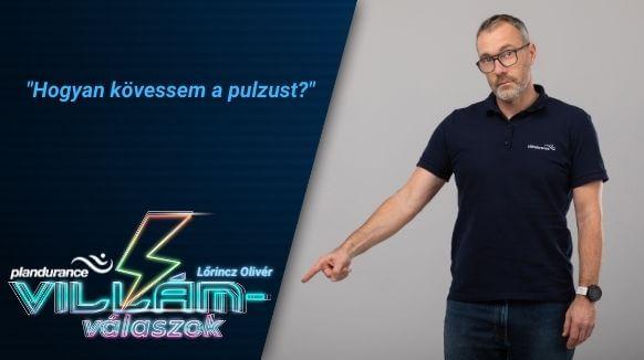 Hogyan kövessem a pulzust?