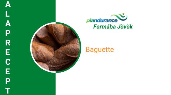 Baguette Alaprecept